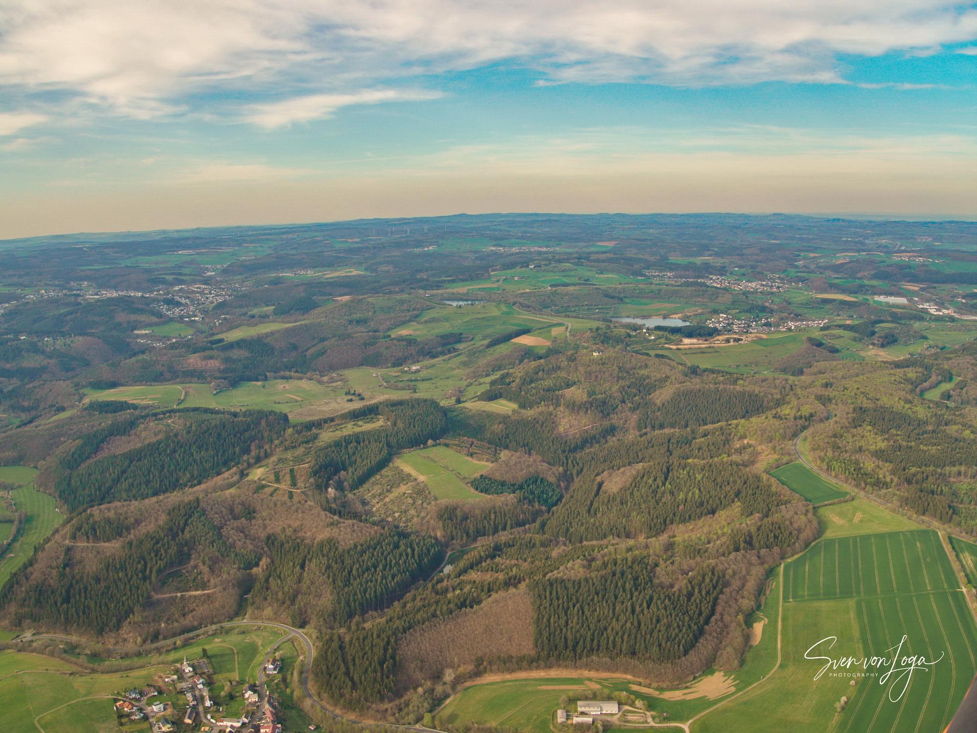 Wir schauen uns das Rheinland an …