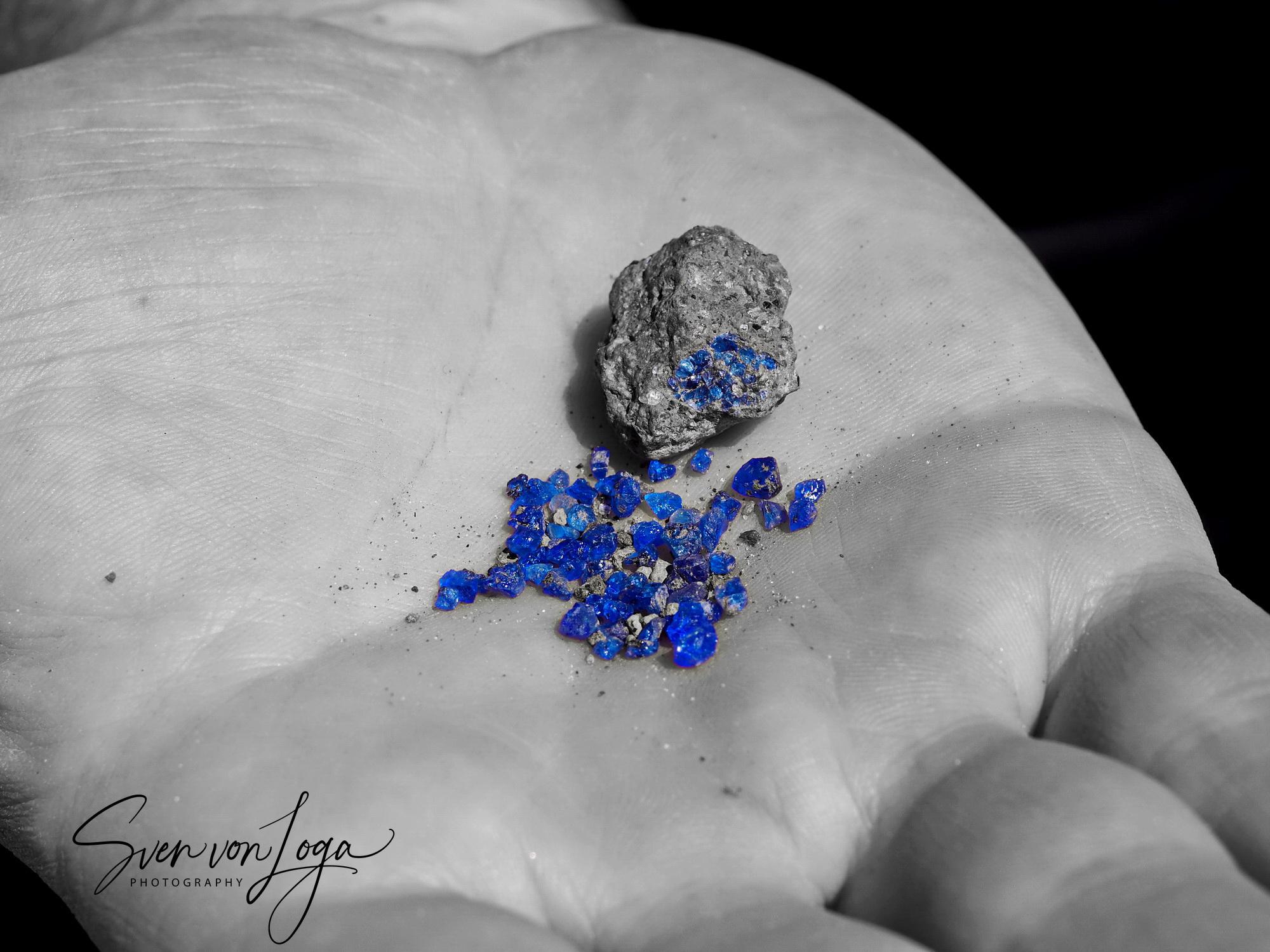 Die blauen Edelsteine vom Laacher See : Haüyn