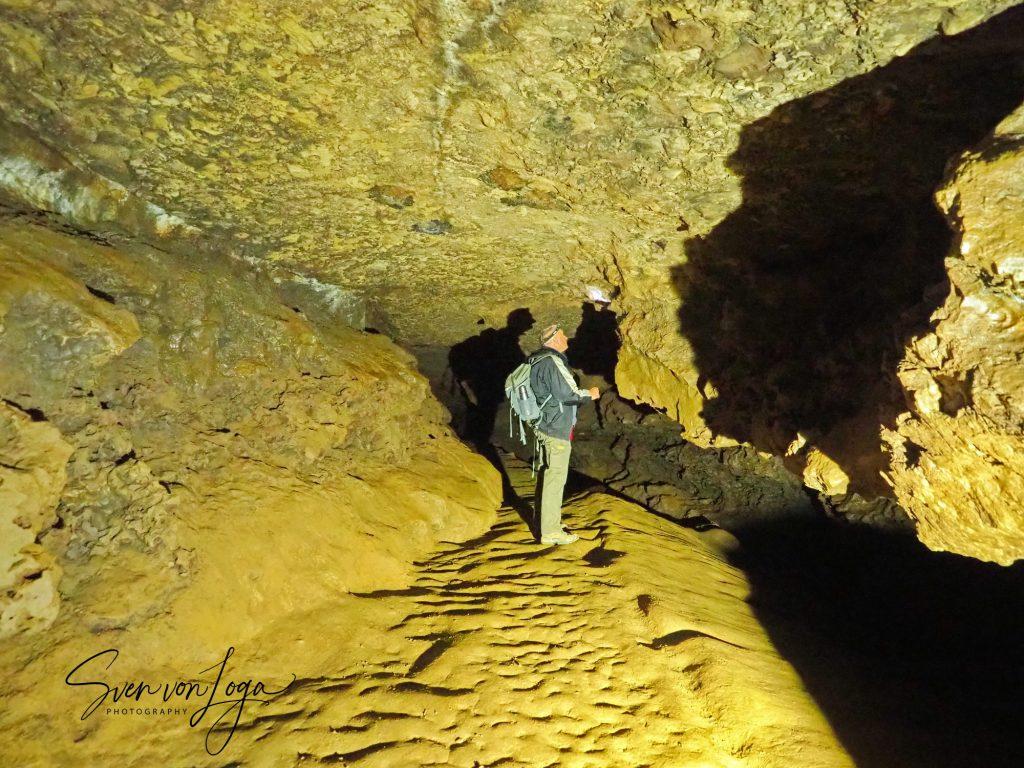 Kluterthöhle Ennepetal in der Korallenstraße
